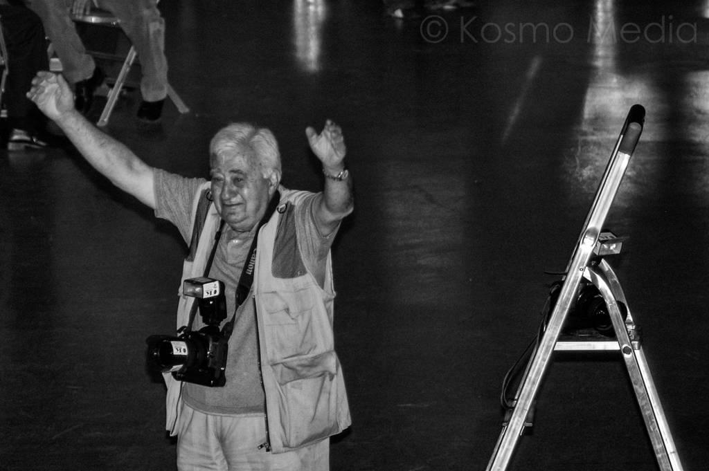 Γιάννης Κυριακίδης Φεστιβάλ Ποντιακών Χορών 2006