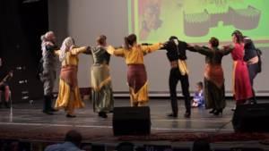Zu Gast beim 30. Festival kurdischer Tänze 2017 - 30. Mihrîcana Govendên kurdistanê 2017
